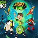 Ben 10 Heroe del tiempo