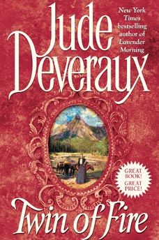 Jude Deveraux - A Great Author.  I love all of her books.