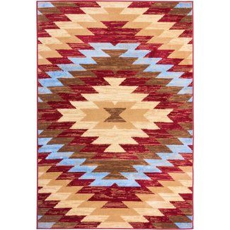 Loon Peak Aiden Southwestern Area Rug