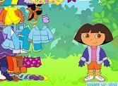 Dora dress up