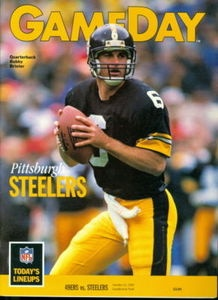 Bubby Brister #steelers