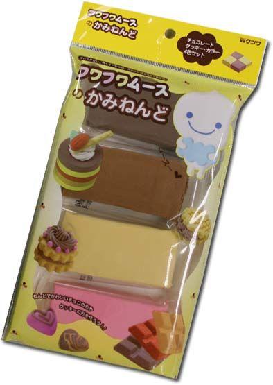 Mousse-chan Fuwa-Fuwa Paper Clay Refill ~ 4 Chocolate Color http://anime.jlist.com/click/4518?url=http://www.jlist.com/product/JPN006
