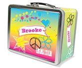 #FreckleboxSummerFun Our new personalized  Rockin Rainbow Lunch Box $29.95