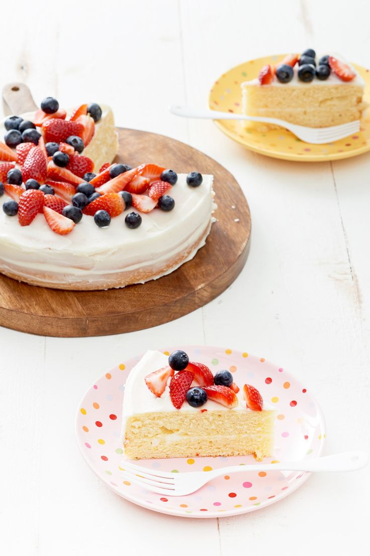 One-Bowl Vanilla Cake  This is our universal vanilla cake. You can keep it simple, add upgrades when they work for you, and turn it into nearly a dozen different variations.   #EasyCakeRecipe #VanillaCake #One-BowlCake