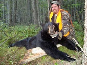 Michigan Black Bear and Whitetail Outfitter