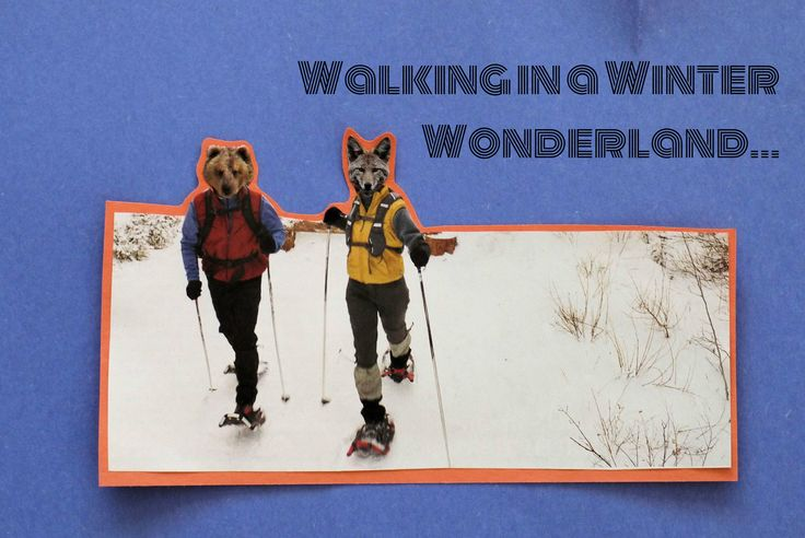 Snowshoeing in the winter is fun for everyone.