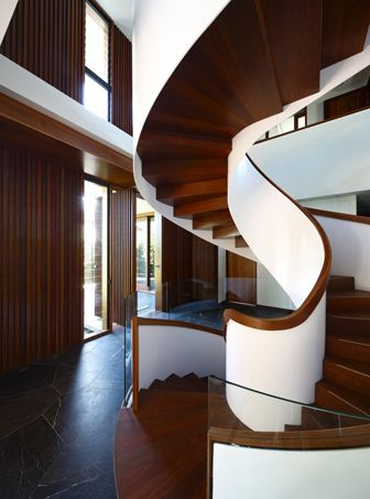 Oxlade House, Brisbane by Arkhefield. Photography: Scott Burrows