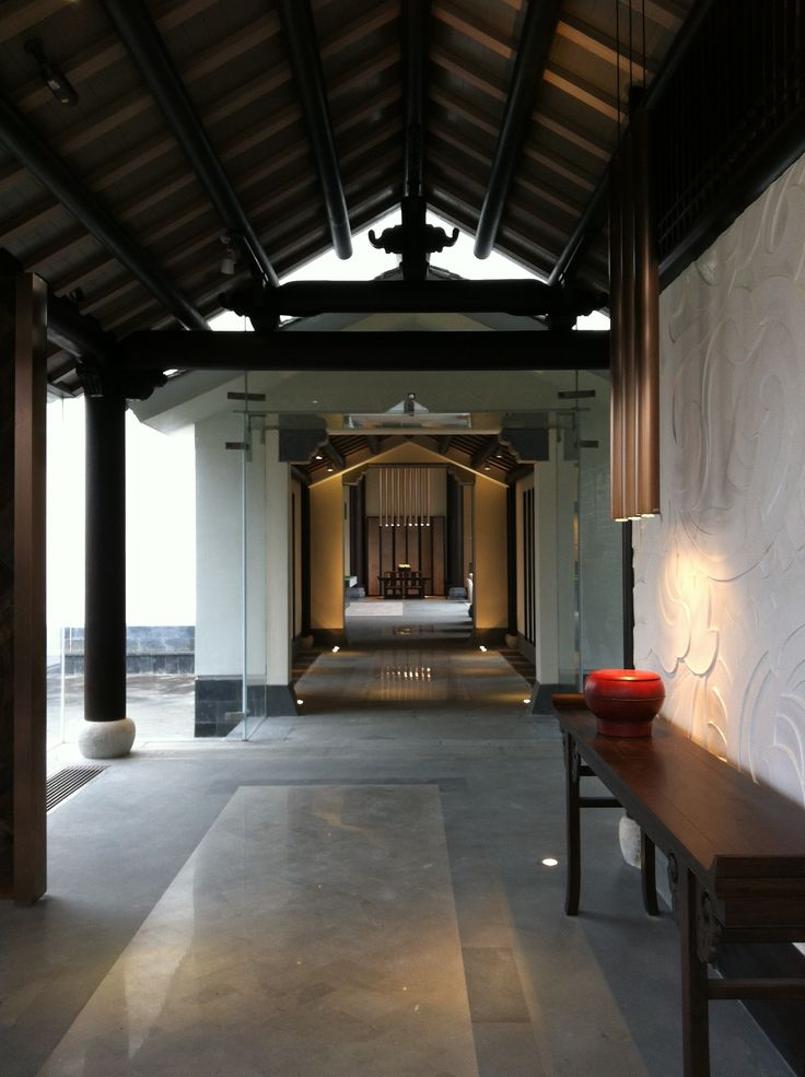 黄山悦榕庄 悦榕轩Banyan Tree Resort & Residence in Huangshan, China │ design by nelson yu