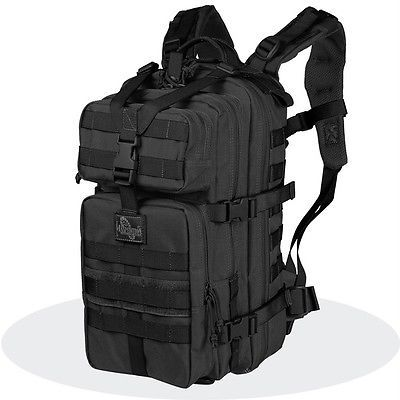 Maxpedition 0513B Falcon II Backpack Black Outdoor Hiking Pack New Military