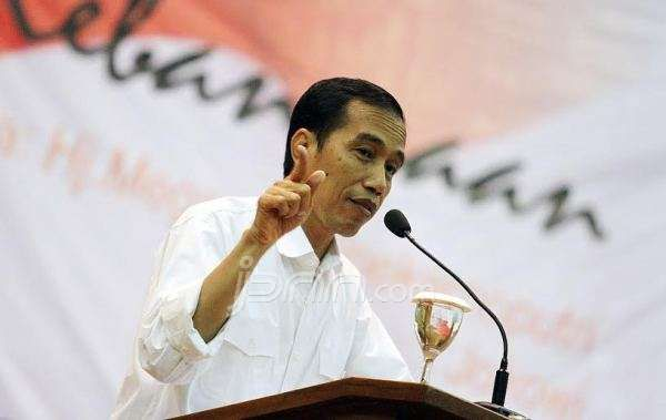 Jokowi, a great leader, who leads with heart ...