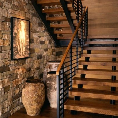 interior stone walls design pictures remodel decor and ideas - Interior Stone Wall Designs