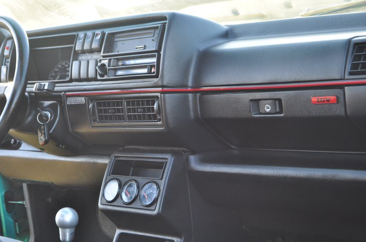 interior golf mk2 us version golf gti 16v us version