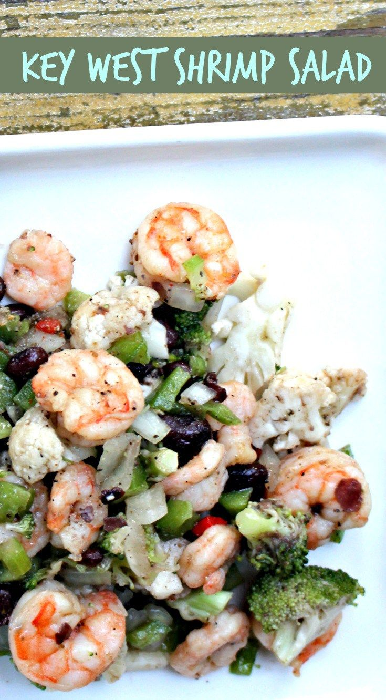 Key West Shrimp Salad