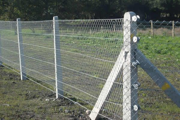 How to Make Concrete Fence Posts | eHow.com