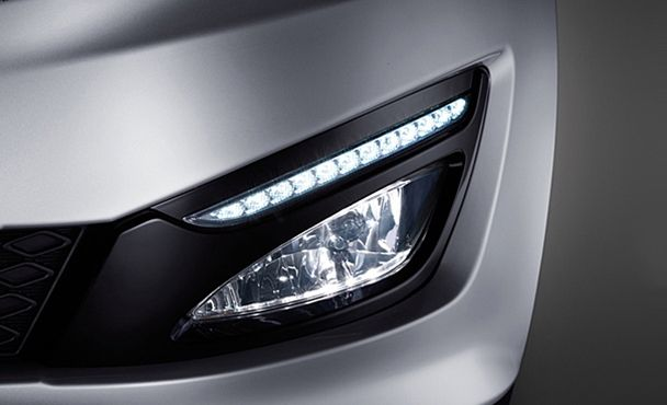 FREE SHIPPING WITHIN THE US!  Description: 1 pair of OEM MOBIS/KIAParts LED DRL's Xenon White in color,12 LED lights in each lamp Original factory parts -Solid 1 year warranty Built to last and are 100% weatherproof These Daytime Running Lights will set you apart from the rest. Whether upgrading your LX, EX, or SX, these add that refined touch that only the top of the line limited model comes with from factory.  Vehicle Application: 2011-2013 Kia Optima LX, EX & SX (2014-2015 model D...