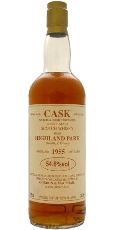 Review #41: Highland Park 1955 Gordon & MacPhail http://ift.tt/2BAE59f