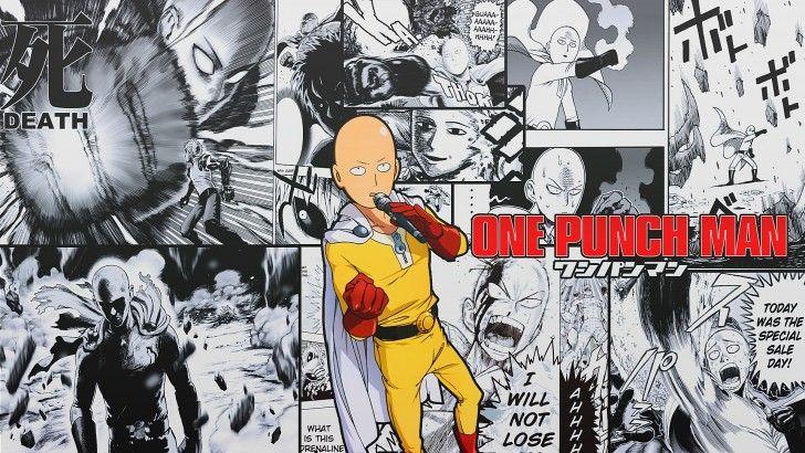 #Saitama One Punch Man Wallpaper by Dinocojv #anime #animeguy