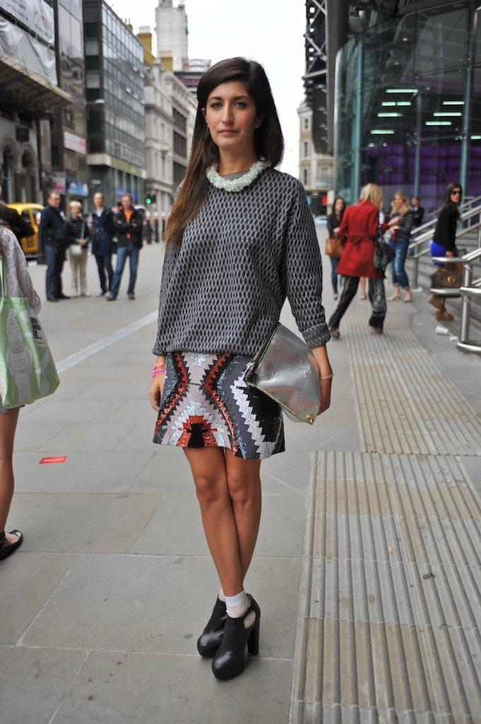 Street Style At London Fashion Week Streetstyle Fashion Lfw Londonfashionweek My Style