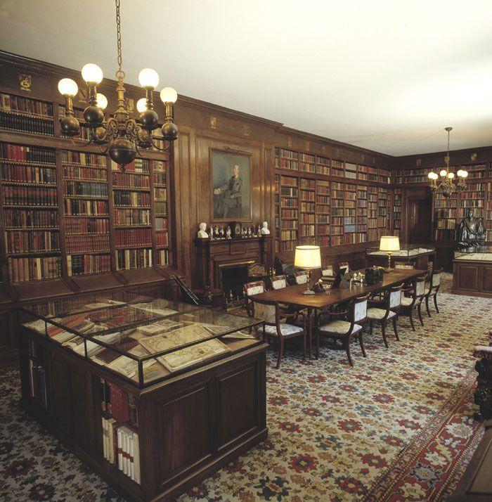 El Palacio de Liria - Biblioteca