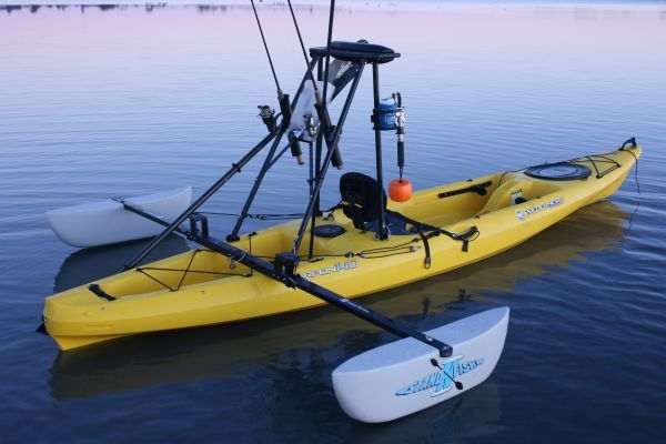 Fishmarx - fishing kayak: