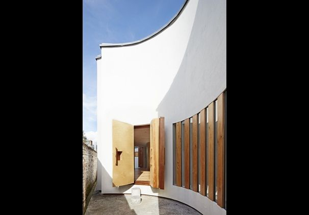 Chimes House, Exeter, Devon, Architecture, RIBA Southwest award winner 2015, Small Project of the Year