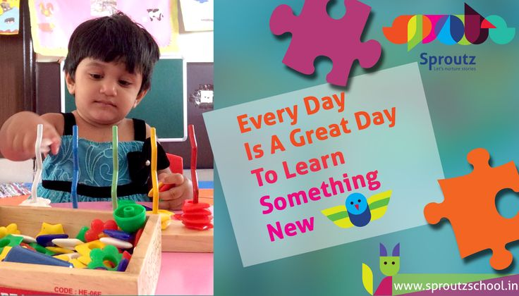 Sproutz offers daycare, preschool and afterschool programs with well equipped facilities, qualified/caring teachers & staff, and a strong curriculum for your kids. http://www.sproutzschool.in/