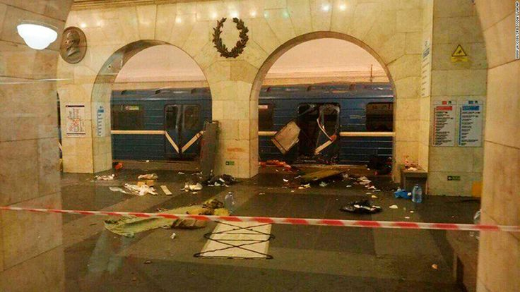 http://www.instagram.com/autodetail_hotspot St. Petersburg metro attack 'carried out by suicide bomber'  Moscow (CNN) The St. Petersburg metro attack was carried out by a suicide bomber originally from the central Asian Republic of Kyrgyzstan, authorities said.