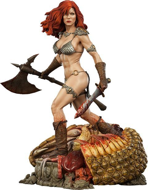 Red Sonja She-Devil with a Sword Premium Format™ Figure: