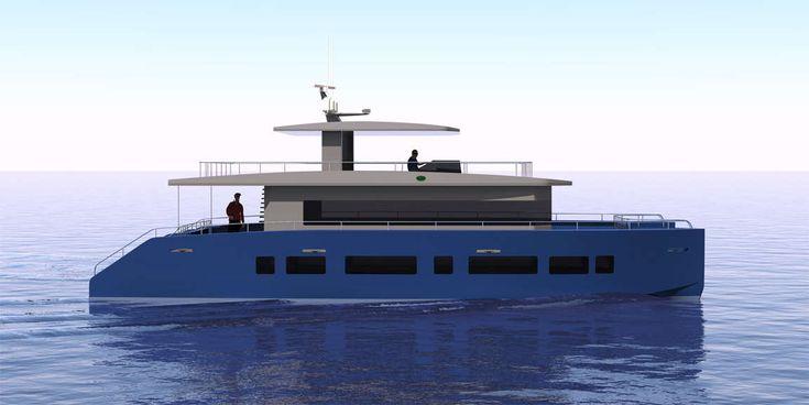 Bruce roberts catamaran boat plans catamaran boat