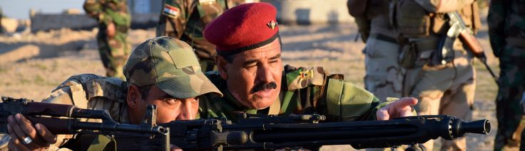 The Iraqi Army Is Poised to Score a Major Victory Against the Islamic State
