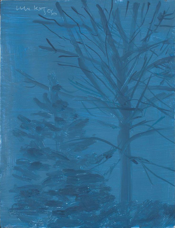 """Midnight"" by Alex Katz, 2006"