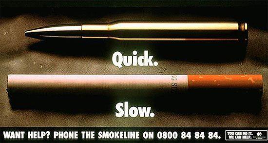 persuasive speech on smoking kills