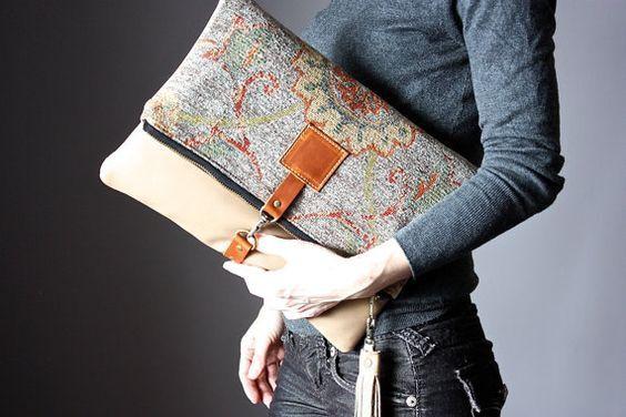 Сумки из гобелена, которые хочется носить (трафик) / Сумки, клатчи, чемоданы / ВТОРАЯ УЛИЦА