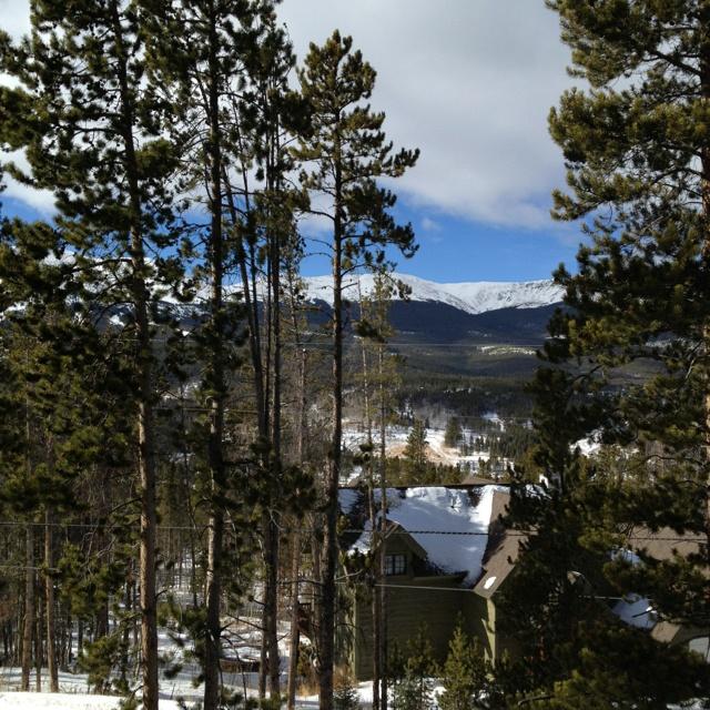 Brekenridge Colorodo. Where I first learned to snow ski.