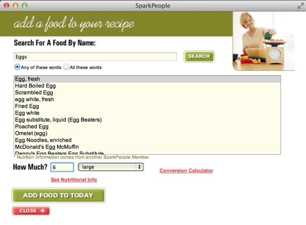 Recipe Calculator. My favorite site to use for calculating out my Low Carb recipes in just a few easy clicks.