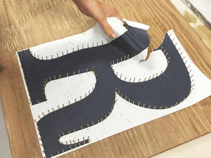 好きなアルファベットが簡単にできる!ストリングアートの作り方|by ARCH DAYS編集部 / ARCH DAYS