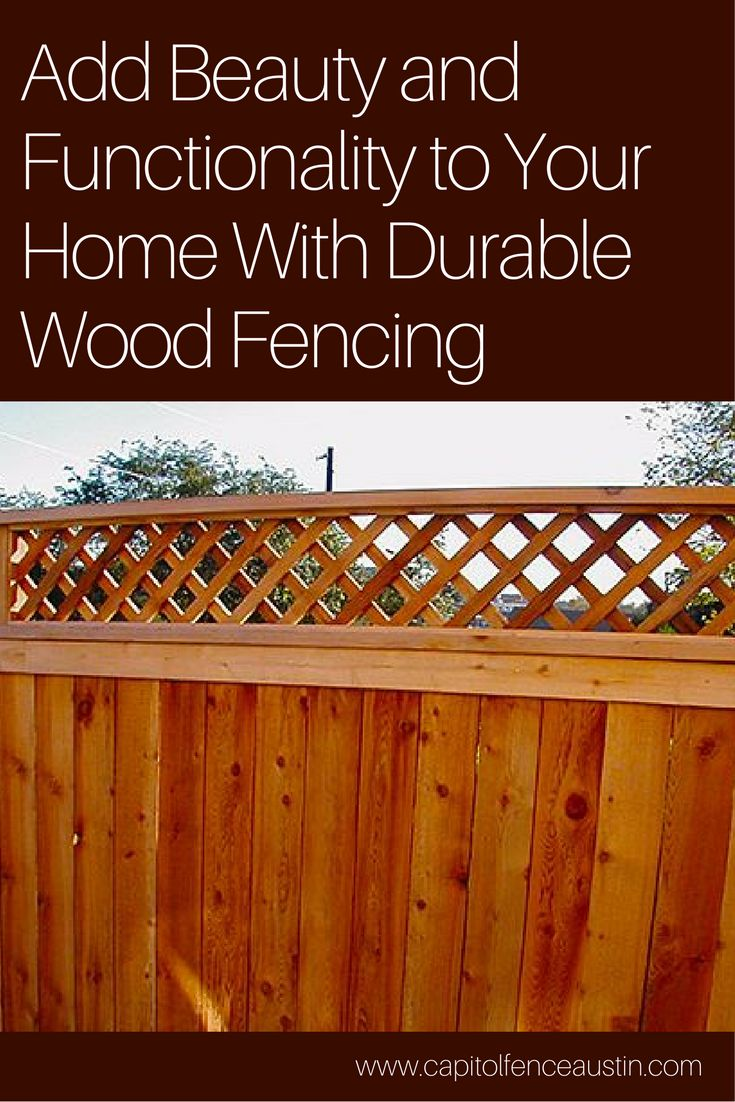 11 Best Residential Fence Company Austin Tx Images On
