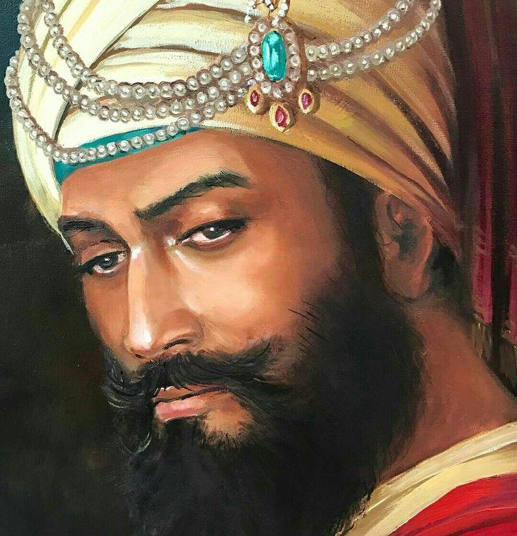 25 best ideas about guru gobind singh on pinterest - Shri guru gobind singh ji wallpaper ...