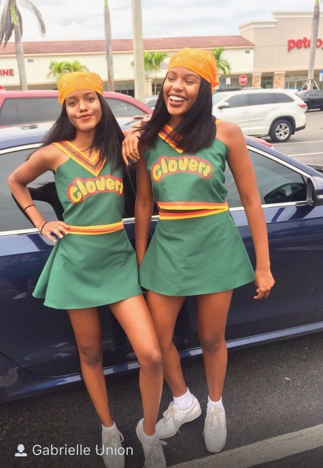 Bring It On Clovers Cheerleader Halloween Costume                                                                                                                                                                                 More