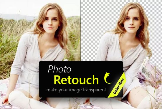 remove Background, Retouch Photo, 24 Hours Delivery by dibosh