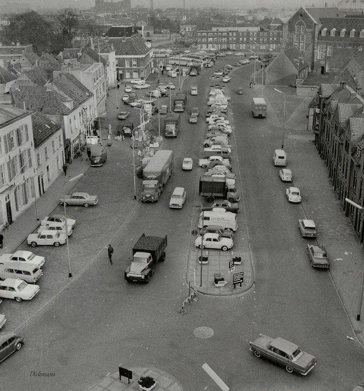 Oude Vest Breda (jaartal: 1960 tot 1970) - Foto's SERC