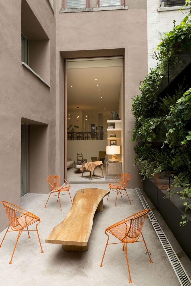 391 best courtyard house images on pinterest | architecture