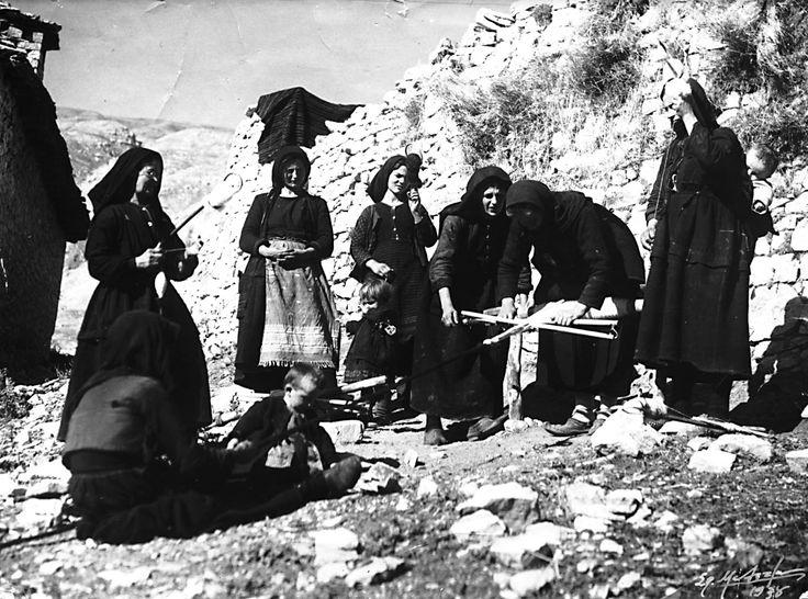 Συρράκο 1938 φωτ.Σπύρος Μελετζής