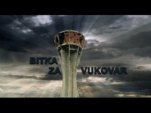 Bitka za Vukovar - YouTube