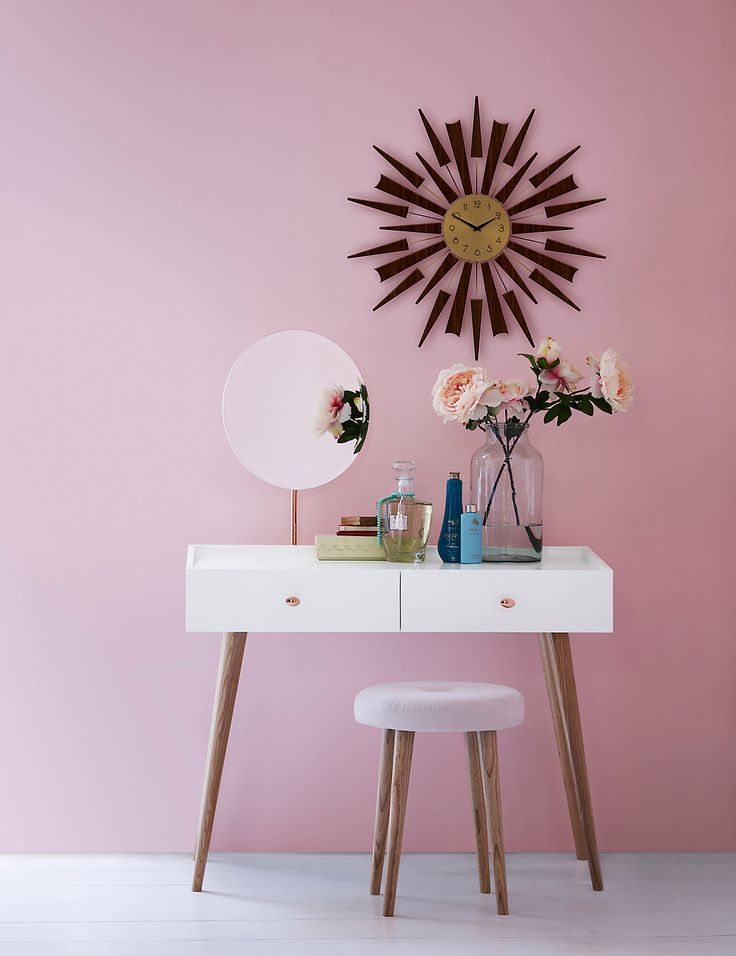 Tianna Dressing Table & Stool