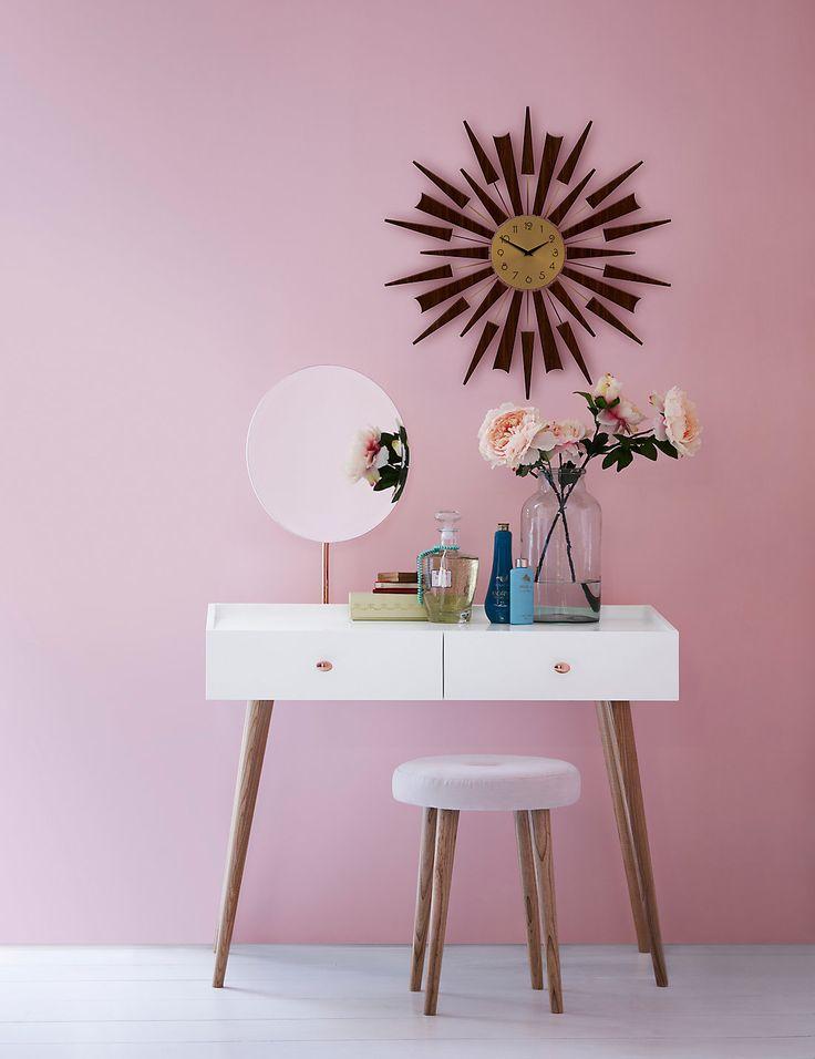 Tianna Dressing Table & Stool