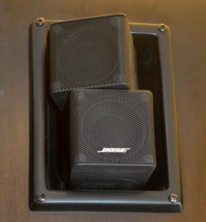 The EarthRoamer XV-LTS offers an optional Bose surround sound system
