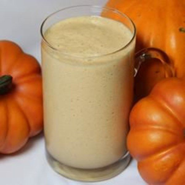 """Apple Pie Smoothie 