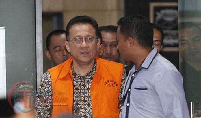 Langgar Kode Etik, Irman Gusman Dipecat Dari Ketua DPD