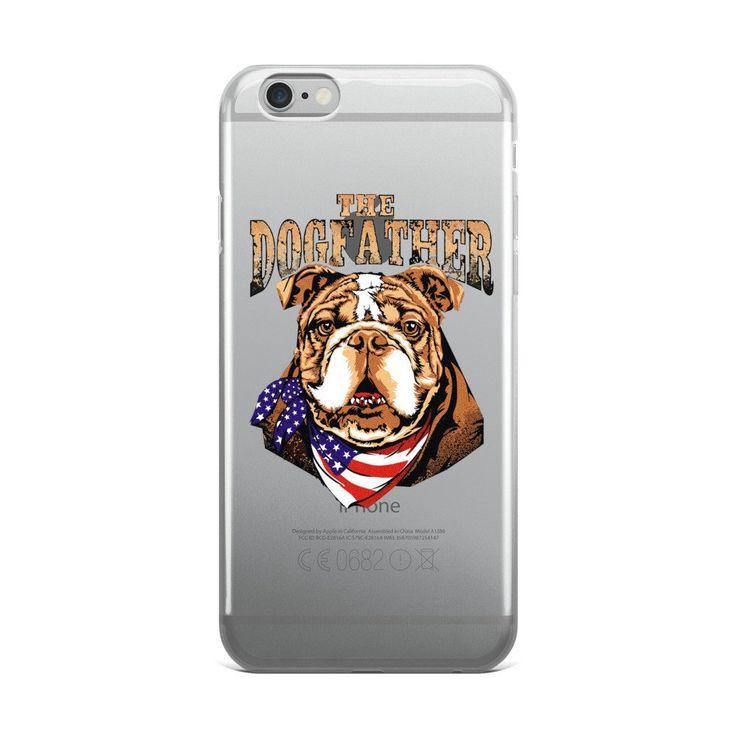 The Dogfather - iPhone 5/5s/Se, 6/6s, 6/6s Plus Case – Superhero Universe